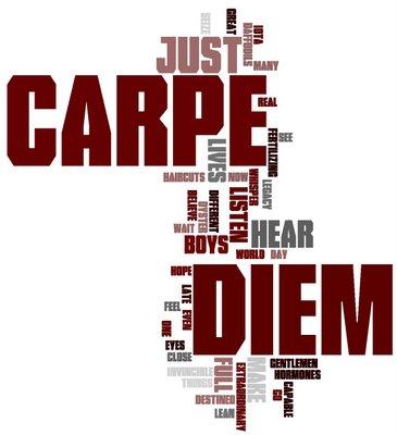 dead poets society carpe diem essay