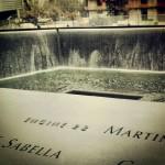 Saw the 9/11 Memorial.