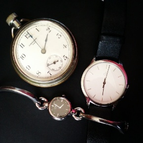 Timepieces by Elizabeth Ditty